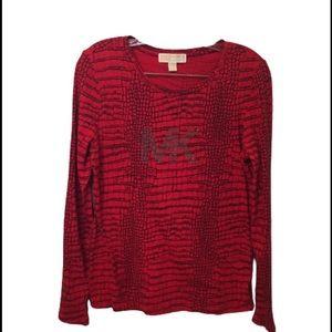 Michael Kors Long Sleeve T-shirt